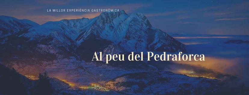 Al peu del Pedraforca